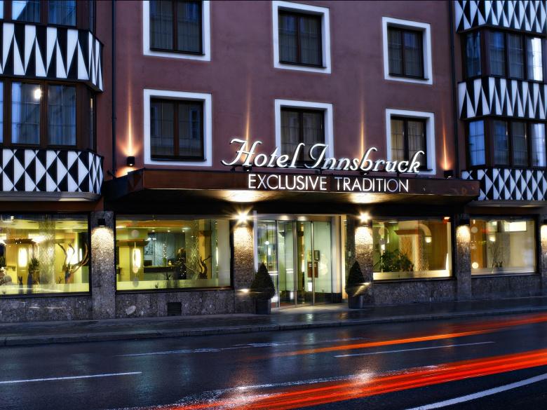 Hotel innsbruck i sterreich linser hospitality for Design hotel innsbruck