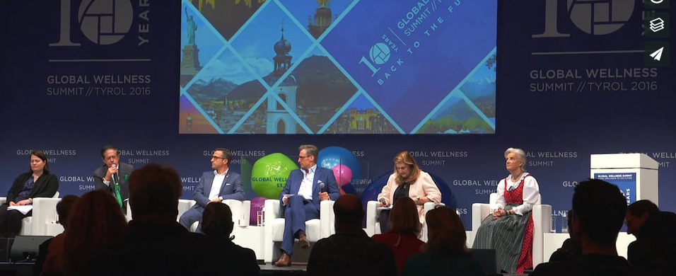 Global Wellness Summit: Elite der Wellness-Branche tagte in Kitzbühel